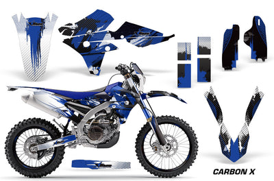 (2016-2017) Carbon X - Blue Design