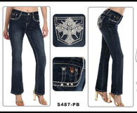 NEW!!!! Boot Cut Sexy Couture Jeans