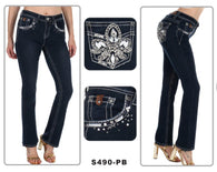 NEW!!!  Boot cut Sexy Couture Jeans