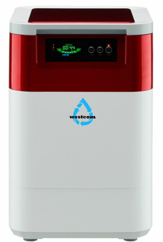 WF-5 Food Waste Recycling Machine (Red)