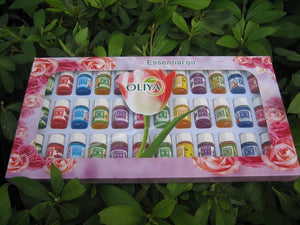 36pcs Aromatherapy Essential Oil 12 Different Fragrances