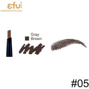 5 Colors 24 Hours Long-lasting Eyebrow Pencil Soft And Smooth