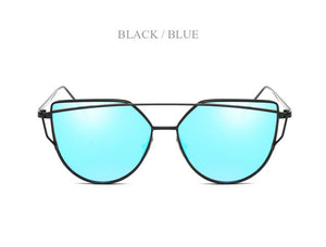 Brand Designer Sunglasses Women Luxury Cat Eye Glasses Vintage