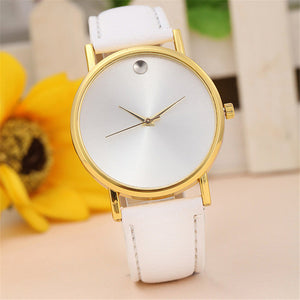 Women Watches Luxury Retro Leather