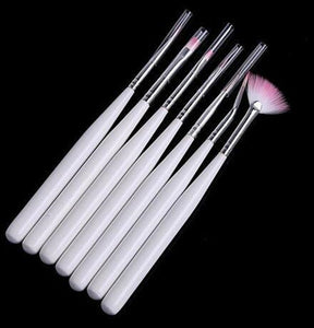 Nail Brush Nail Art Design Painting Pen Polish Brush Set