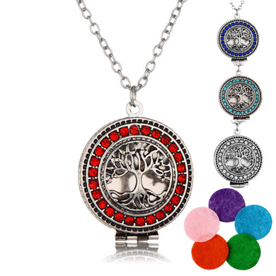 Aromatherapy Necklace Diffuser For Women