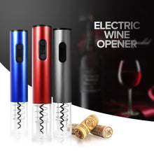 Automatic Wine Bottle Opener Kit  Cordless With Foil Cutter And Vacuum Stopper