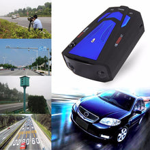 V7 360 Degree LED Laser Radar Detector