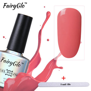 FairyGlo 1pcs Gel Nail Polish