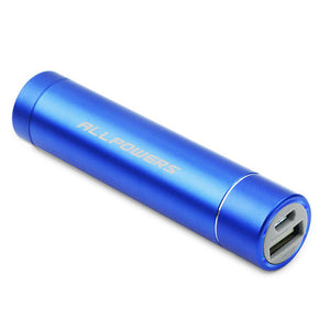 ALLPOWERS Mini 3400 mah Portable External Battery Pack