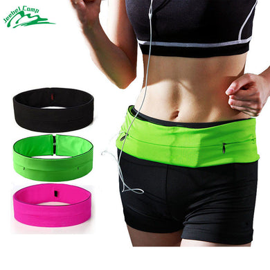 Waterproof Running Waist Bags Men/Women Sport Multi-function Waist Packs