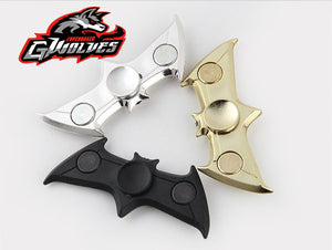 Batman Finger Fidget Spinner Fast Bearing