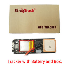 Mini Waterproof Built in Battery GSM GPS tracker for Car motorcycle