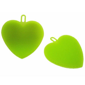 Multifunction Silicone Dish Cleaning Brush Scouring Pad Dish Sponge