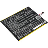 6200mAh Battery for Amazon Kindle Fire HD10.1, Kindle Fire HD 10.1 7th