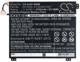 Battery for Acer Aspire One Cloudbook 14,  Aspire One Cloudbook 1-431,  Aspire One Cloudbook 1-431M
