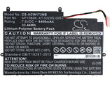Battery for Acer Aspire Switch 11 SW5-173,  Aspire Switch 11 SW5-173P,  Switch 11