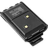 New 2000mAh Battery for Alinco DJ-10,DJ-100,DJ-289G,DJ-500,DJ-A10,DJ-A11,DJ-A41,DJ-W100,DJ-W500; P/N:EBP-88H