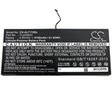 5700mAh Battery for Alcatel OT-8085, One Touch Plus 10""
