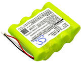 Cameron Sino Replacement Battery for AEMC 6417 Ground Tester, PEL 102, PEL 103 (700mAh)