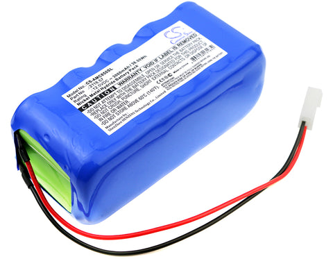 Equipment Battery for AEMC 8500, DTR-8500 (3000mAh)