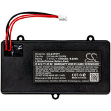 New 1300mAh Battery for AAXA P300 Pico Projector; P/N:CRTAAXAP300RB