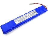 3000mAh Battery for Bruker 3002 IH,Defigard Defigard 3002 IH,SCHILLER defiscope DS