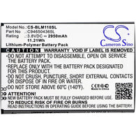 2950mAh Battery for BLU Life Max, BLU L0110UU, BLU L0110EE (with 7/pcs Tool Kits)