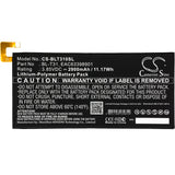 New 2900mAh Battery for LG G Pad F2 8.0,G Pad F2 8.0 LTE,LK460; P/N:BL-T31,EAC63398901