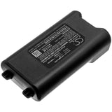 New Replacement 1200mAh Battery for Brady BMP41,BMP61; P/N:41-BP