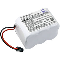 Equipment Battery for Horizon HDSM, HDSM 2.5 Satellite Meter, HDSM USB, HDTM, HDTM plus USB Terrestrial mete, HDTM Te