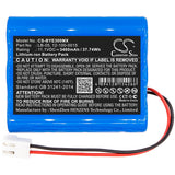 New 3400mAh Battery for BIOLICHT  BLT-E30