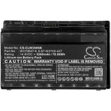 New 5200mAh Battery for Hasee K650C-I7 D1,K650S-i7,K660E,K660E-i7 D1,K660E-I7 D8,K710C-i7
