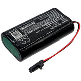 New 2600mAh Battery for ComSonics 101610-DF,QAM Sniffer; P/N:101606-001
