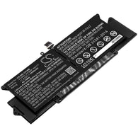 DELL Latitude 7410; P/N:WY9MP,XMV7T,Y7HR3 Battery