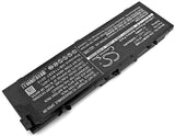 6400mAh Battery for DELL Precision M7710