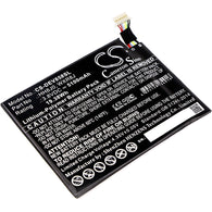 DELL Venue 8 Pro 5855; P/N:0HH8J0,HH8J0,WXR8J Battery