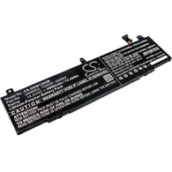 DELL Alienware 13 R3,ALW13C; P/N:04RRR3,4RRR3,TDW5P Battery