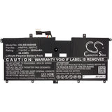 New 5850mAh Battery for DELL  N003X9365-D1516FCN,N006X9365-D1726QCN,XPS 13 9365,XPS 13 9365 2-in-1,XPS 13-9365-D1605TS,XPS 13-9365-D1805TS,XPS 13-9365-D2805TS,XPS 13-9365-D3605TS,XPS 13-9365-D3805TS