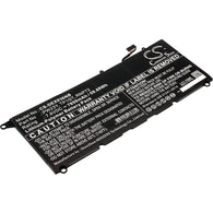 DELL XPS 13 9360,XPS 13 9360-D1605G; P/N:0RNP72,PW23Y,RNP72,TP1GT Battery