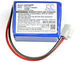 1350mAh Battery for Biocare ECG-9803, ECG-9803G
