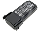 1200mAh Battery for  ELCA CONTROL-GEH-A, CONTROL-GEH-D, TECHNO-M, SFERA GENIO, GENIO-PUNTO, SILUX GENIO, GENIO-M and others