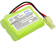 Vacuum Battery for Euro-Pro Shark V2945, V2945Z, V2950, V2950A (2000mAh)