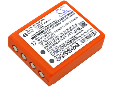 3300mAh / 79.20Wh Replacement battery for HILTI C 7/24, C 7/36, TCU 7/36