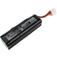 Medical Battery for Fukuda Denshi FX-8322 ECG, Denshi FX-8322R, FCP-8321, FCP-8453, FX-8322, FX-8322R (5200mAh)