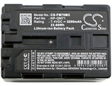 3200mAh Battery for  Sony CCD-TRV108, CCD-TRV118, CCD-TRV128, CCD-TRV138, CCD-TRV308, HVL-IRM, HVR-A1J, DCR-HC88, DCR-PC9E  and others