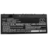 New Replacement 3050mAh Battery for Fujitsu LifeBook Q702,Stylistic Q702; P/N:CP588146-01,FBP0287,FMVNBP221,FPCBP374