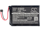 750mAh Battery for Garmin Driveluxe 50 LMTHD, 010-01531-00