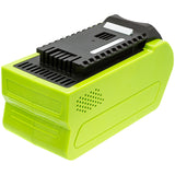 5000mAh Battery for GreenWorks G-MAX 40V, 20302, 2601402, 21332, 24102, 29463, 20292, 29302, 20672, 24322, 25302
