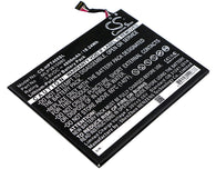 8300mAh / 94.62Wh Replacement battery for HP ZBook 17 G3, ZBook 17 G3 M9L94AV, ZBook 17 G3 T7V61ET